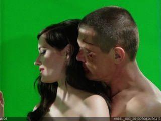 Eva Green nackt sin city eine Dame für hinter den Kulissen zu töten