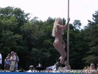 erstaunlich professionelle Stripper