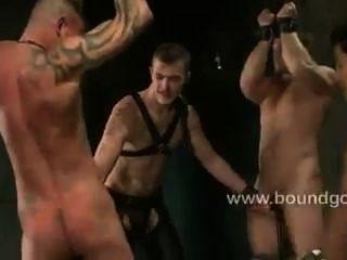 RWO verworrene Herren & zwei unterwürfige Sklaven