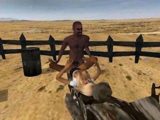 Sex-Partys in einer virtuellen 3D-Welt am redlight Zentrum!