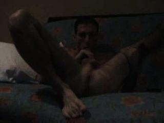großen Schwanz selfsuck und cum