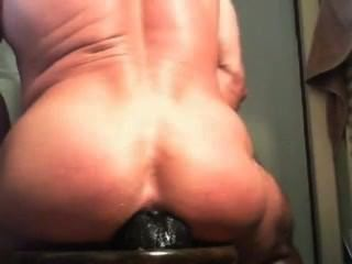 Bodybuilder Webcam (Dildo)