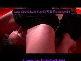 ein weiterer kurzer Clip 19 von lennyloowrestling.com