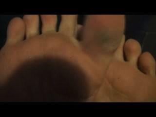 sarah blake Füße mein Schlafenszeit Fuß sauberer sein