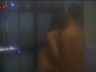 Valog Vilag - Ungarn - dennis und fanni Sex in der Dusche
