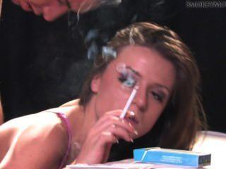 Rauchen Fetisch denise k