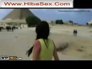 Empörung über Porno Video Schuss auf pyramids-hibasex.com