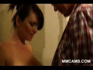 Ausspionieren von stepmom - mmcams.com