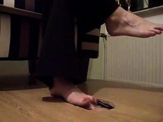 echte Fuß smother 3