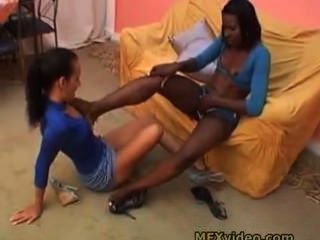 Bbw Lesbisch Füße Brasilien BBW: Lesben