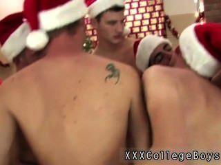 Homosexuell Twinks Frohe Weihnachten von. wir haben zusammen