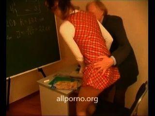 Teen fickt mit ihrem Lehrer