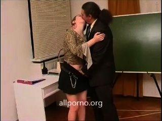 hot sex Lehrer und Schüler