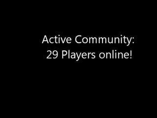 29 Spieler gang bang mit großen Schwänzen