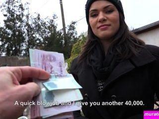 fickt für Geld