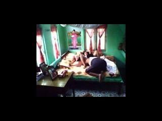 myanmar echten Mann ficken seine Frau