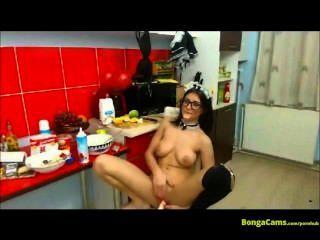 erotische Show aus dem housemaid