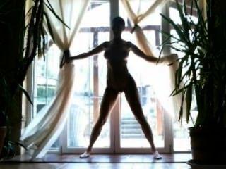 erotischen Tanz auf cam