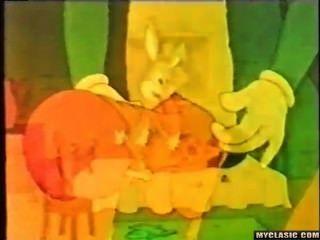 roger Kaninchen und phil Fuchs