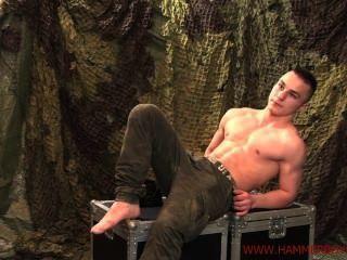erste Casting sexy alex novak von hammerboys tv
