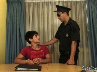 alt Homosexuell Polizist bietet Fuchs ein besonderes Angebot