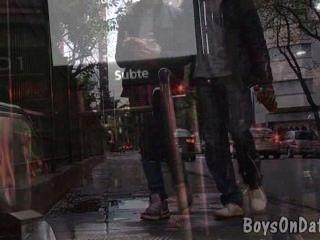 zwei Jungen für Homosexuell one-on-one Haken