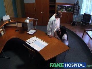 fakehospital sexuell unerfahrene Patient will Hahn Ärzte ihre fi sein