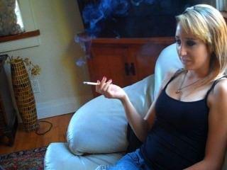 Marlboro rauchen Interview