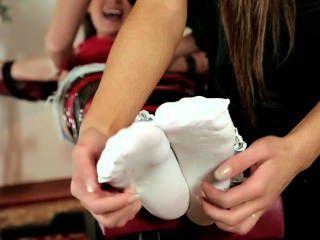 kitzeln in Socken