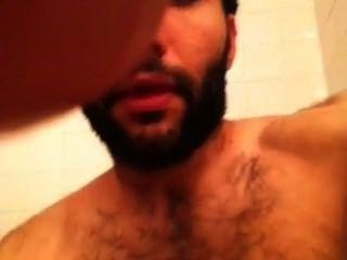 mir ist die Schlampe ich im Bad bin