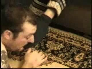durch heiße saudi mistress verschwitzten Socken und Füße dominiert Slave