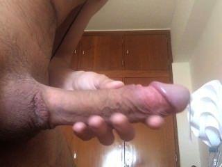 großen Schwanz Kopf cum bis Orgasmus tropf