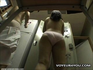 versteckte Kamera in der Umkleidekabine