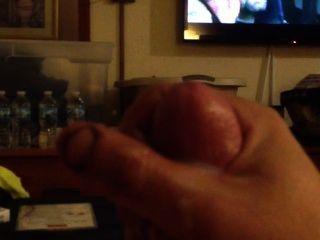 mein erstes Video von mir Blowin eine cremige Last