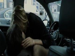 Berühmtheit Schauspielerin Leelee Sobieski heißen Auto Sex
