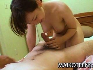 satsuki Okuno - Hahn Begierde japan jugendlich saftige Muschi eingedrungen