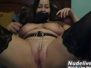 Webcam Wichsen - super hot cam Slave 2