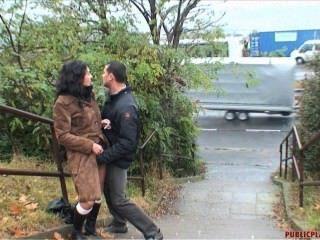 2009-10-05 deblikova - ein Quicky im Auto