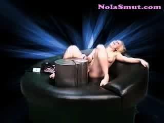 natalie norton hot blonde Sex-Maschine ficken