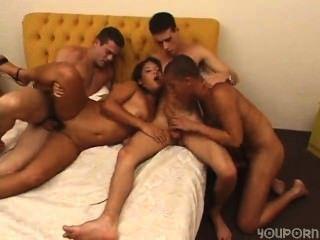 sexy bi Gruppe Spaß
