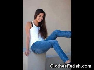 heißen Esel in sexy Jeans!