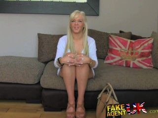 fakeagentuk wollte best of british Pussy