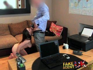 fakeagentuk können Sie mir den Arsch nehmen nur einen Job geben Sie mir