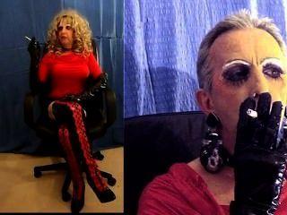 Rauchen Transe oder Rauchen Sissy ???