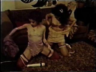 lesbischen Peepshow Loops 647 70er und 80er Jahre - Szene 4