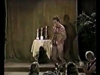 hot bod nackt Väter auf der Bühne