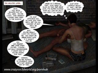 3D-Comic: Nanta Projekt. Folge 2