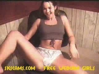 sexy Victoria im Chat und Strippen auf Webcam