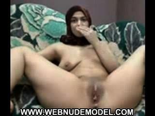 Arabisches Mädchen Pussy Masturbation Webcam