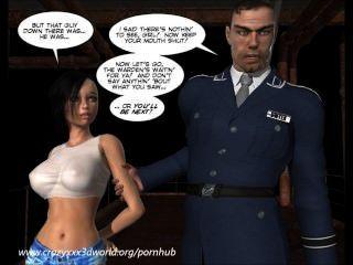 3D-Comic: freehope. Folge 1